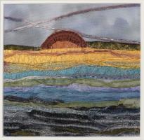 Mersea Sunset 17x17cm