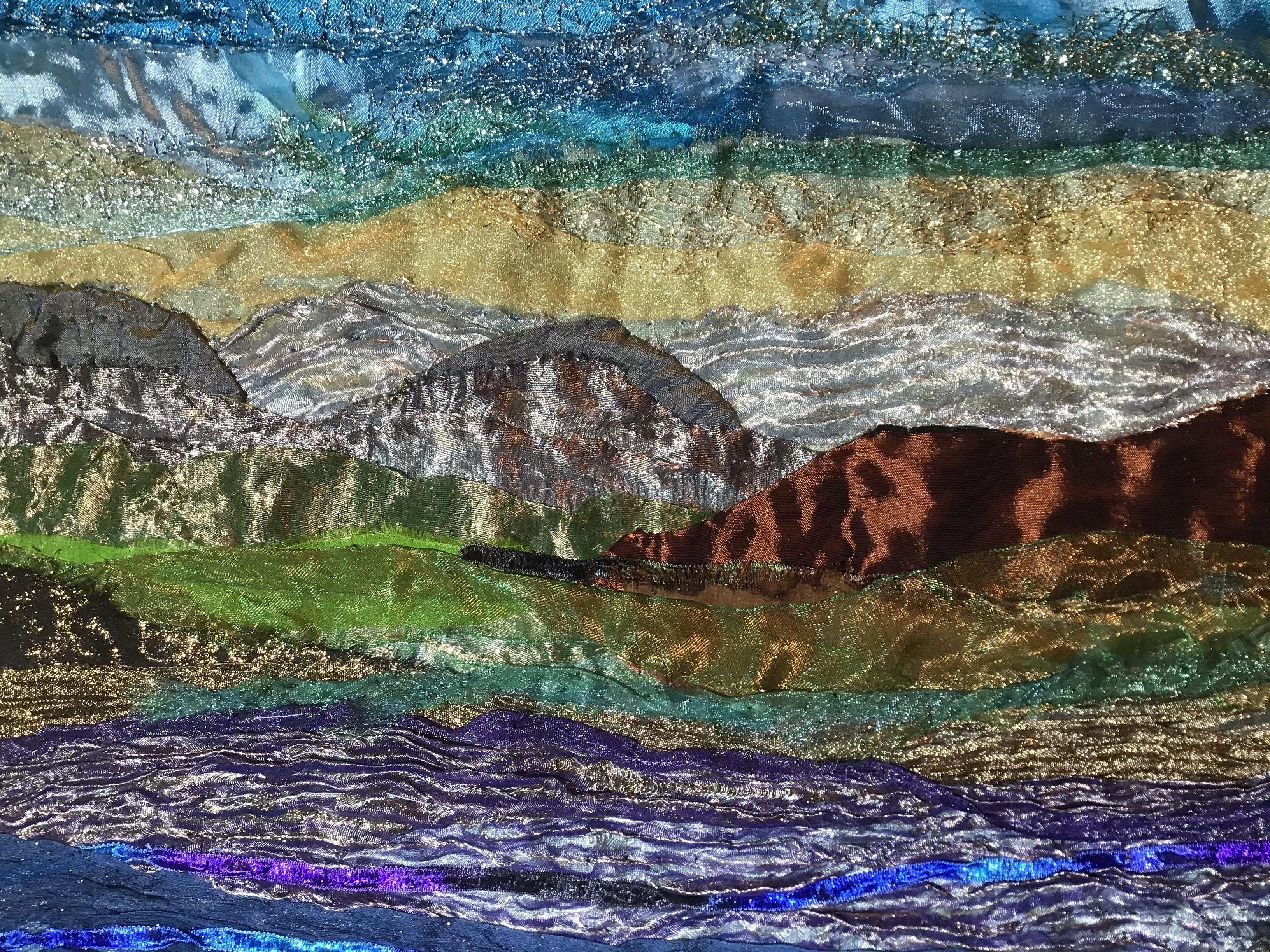 Slate Mountains of Snowdonia/Mynyddoedd llechi Eryri