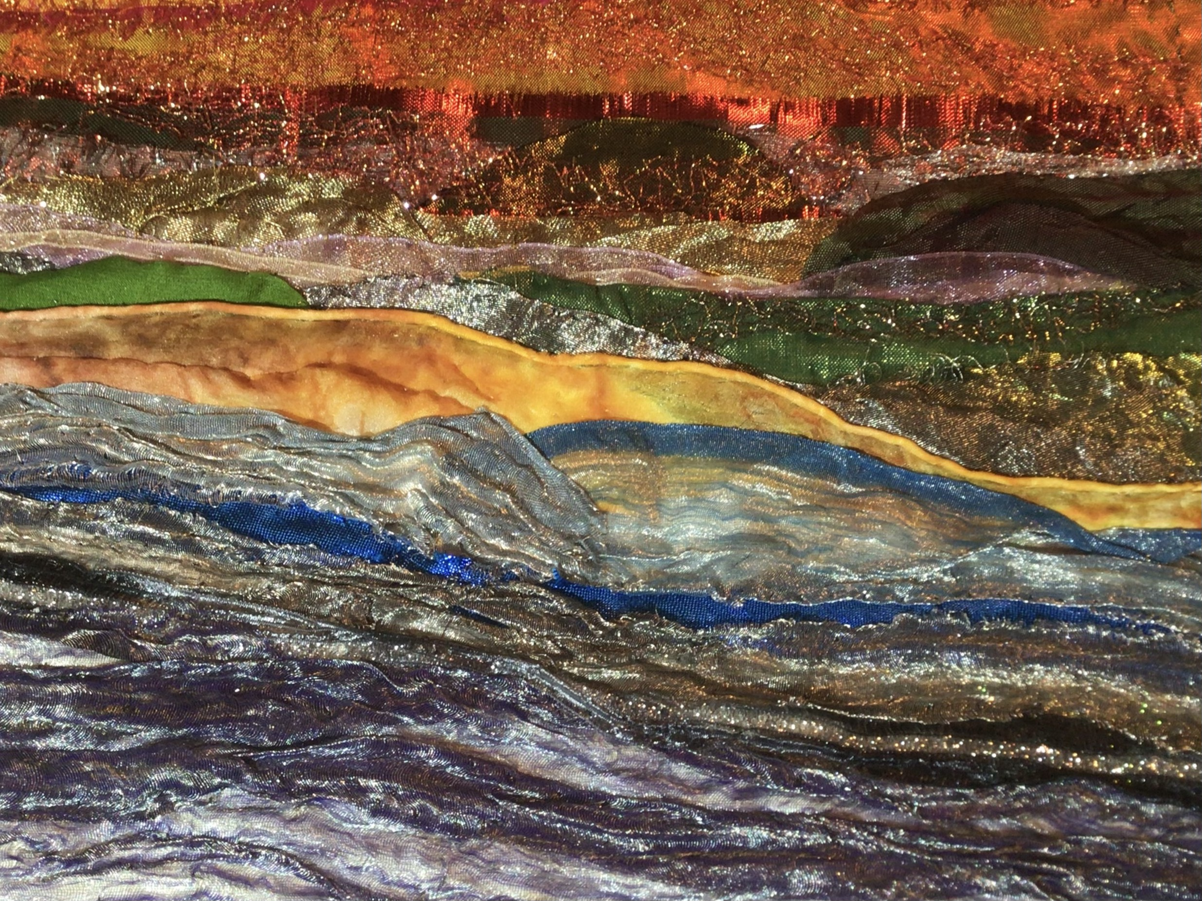 Tumultuous Seas/Moroedd Mawr